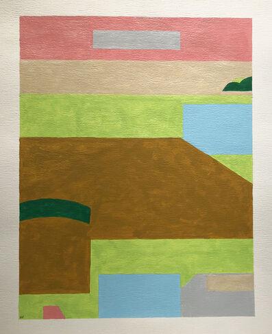 George Vranesh, 'Color Model / Ocean Drive', 2005