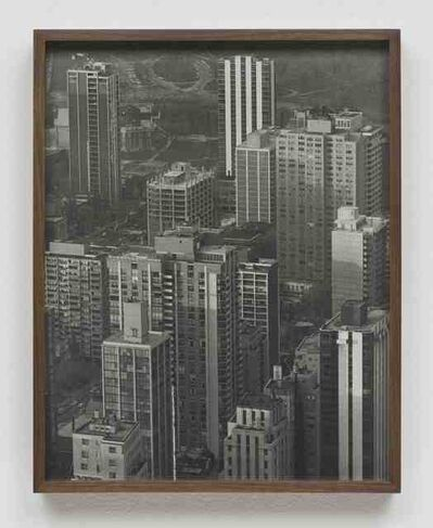 Elad Lassry, 'Skyscrapers', 2013