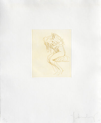 Claes Oldenburg, 'Erotic Image', 1975