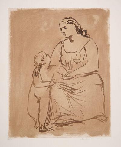 Pablo Picasso, 'Maternité, 1925', 1979-1982