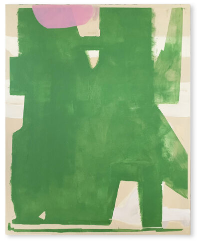 Yvonne Robert, 'Bold Green', 2019