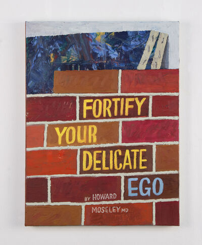 Paul Gagner, 'Fortify Your Delicate Ego', 2015