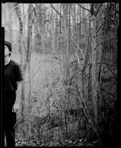 Iris Wu 吴靖昕, 'Untitled(half self-portrait)', 2020