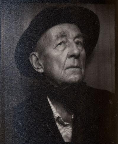 René Burri, 'Photomaton René Burri', June 2013