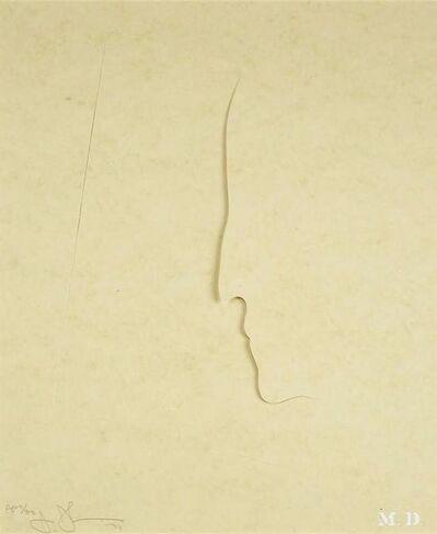 Jasper Johns, 'M.D.', 1976