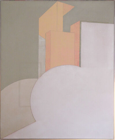NİL YALTER, 'Archiforme – Pink Tention', 1969