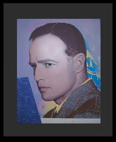 Richard Duardo, 'Brando', 1990