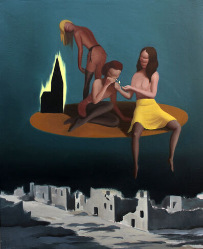 Mihael Milunovic, 'Muses of Mosul', 2018