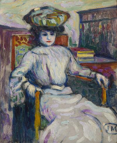 Jean Metzinger, 'Femme assise', ca. 1906