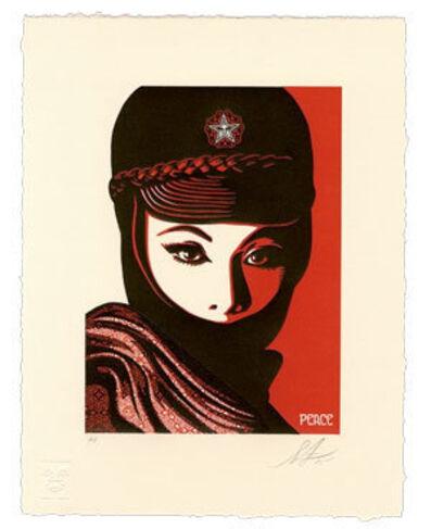Shepard Fairey, 'Mujer Fatale Letterpress', 2015