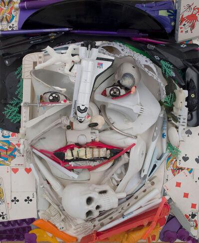 Bernard Pras, '193. Joker', 2018