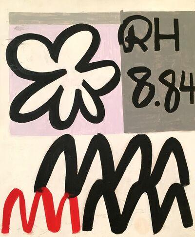 Raymond Hendler, 'Untitled (8.84)', 1984