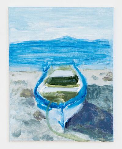 """Frankie Gardiner, 'Her Boat 14x11""""', 2020"""