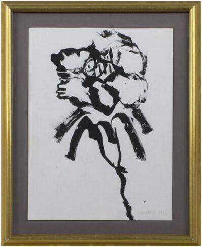 David Barnett, 'Flower', 1966