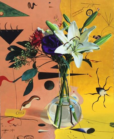Ben Schonzeit, 'Grappa Flask Miro', 2001