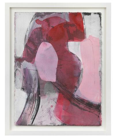 Amy Sillman, 'Pink Drawing #28', 2016