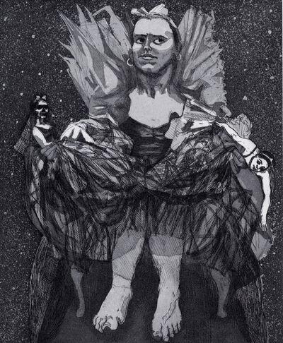 Paula Rego, 'Pendle Witches - Mist I', 1996