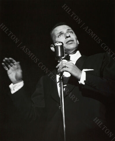 Unknown, 'Frank Sinatra - Live at the Sands', ca. Mid 1950s