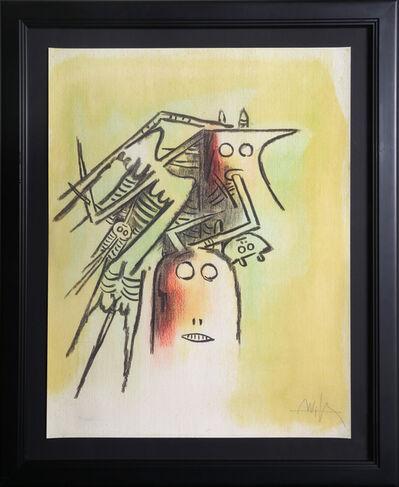 Wifredo Lam, 'El casquee', 1974