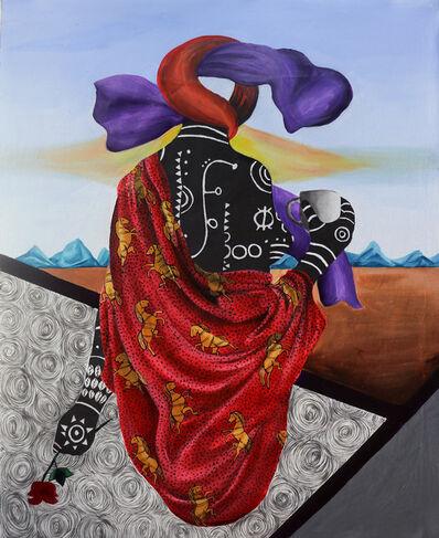Kelechi Nwaneri, 'Portrait of a human heart', 2020