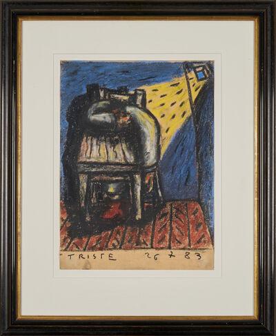 Jean Charles Blais, 'Triste, 26.7.83', 1983
