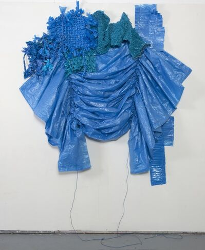 Borinquen Gallo, 'Blue Cheap', 2013