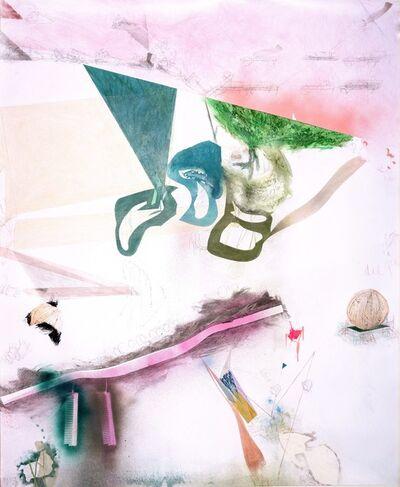 Zsolt Tibor, 'OEBB - Der Krieg der Texturen II. - your hobby is your life trip ', 2020