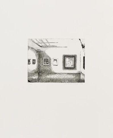Matthias Weischer, 'Untitled (Innenraum 1)', 2009