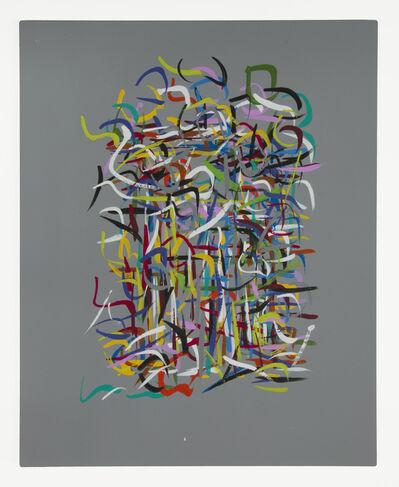 Carol Salmanson, 'Radiations Series 3, Painting 7', 2019