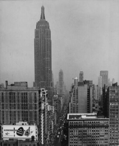 Rudy Burckhardt, 'Empire State Building', ca. 1947
