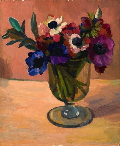 Charles Mahoney, 'Peonies in a jar', ca. 1930