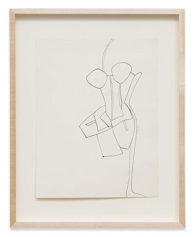 Craig Kauffman, 'Untitled', ca. 1961