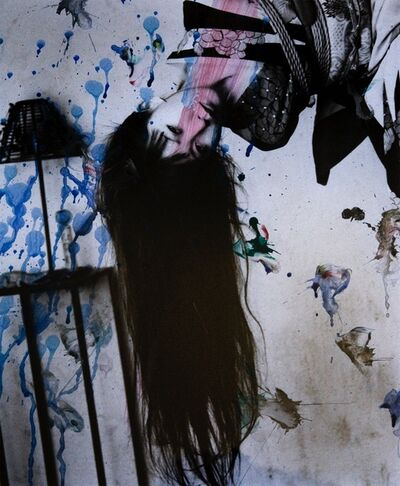 Nobuyoshi Araki, 'Untitled, from PaINting', 2010