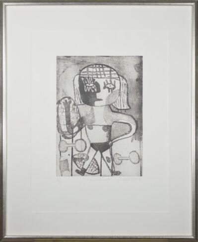 Miguel Castro Leñero, 'Equilebrista (Gymnist)', 1990
