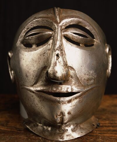 Andres Serrano, 'Fool's Mask II, Hever Castle, England (Torture)', 2015