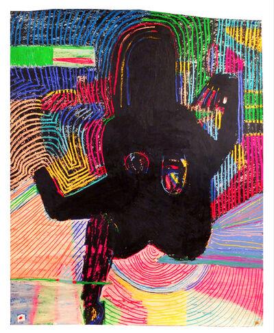 Virgil Baruchel, 'time traveler', 2015
