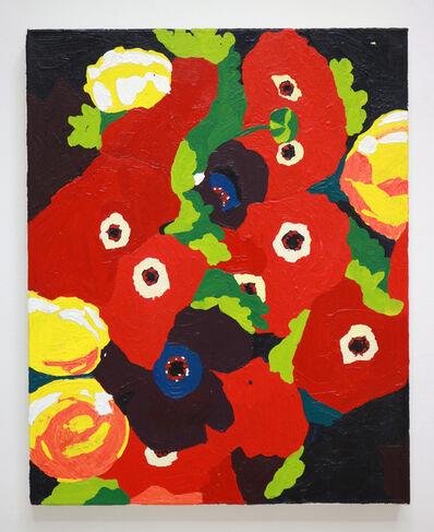Hilary Pecis, 'Anemone Bouquet', 2016