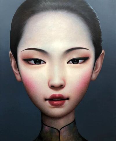 Zhang Xiangming, 'Beijing Girl - Dandan', 2020