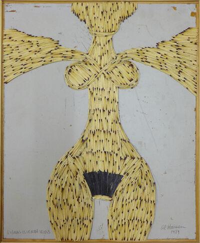 Al Hansen, 'Signalisieren Venus', 1991