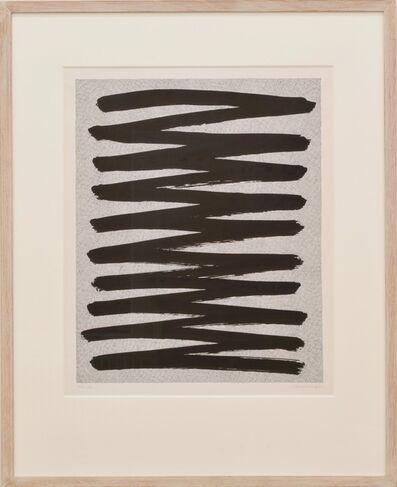Jan Schoonhoven, 'T 80-82', 1980
