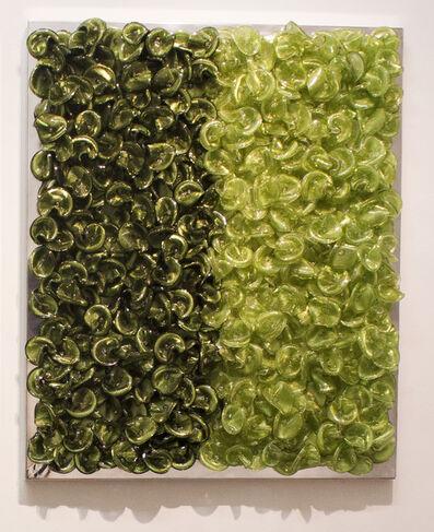 Dani Marti, 'Green on Green (Light)', 2019