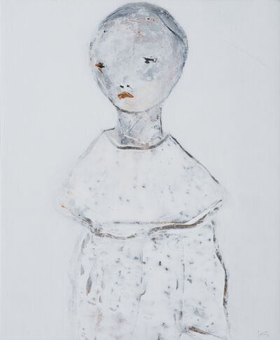 Marianne Kolb, 'The White Paintings No. 9', 2018