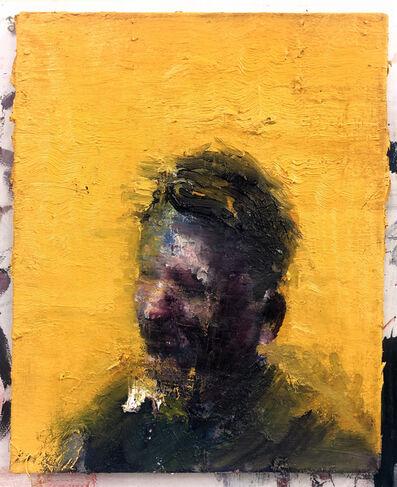 Alex Merritt, 'Yellow Cafe', 2019
