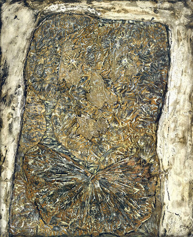 Jean Dubuffet, 'La gorgerette froncée (The Puckered Collar)', 1959