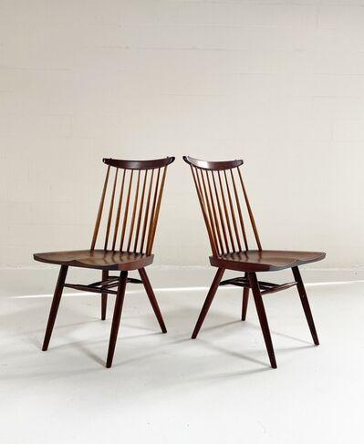 George Nakashima, 'New Chairs, Pair', 1954