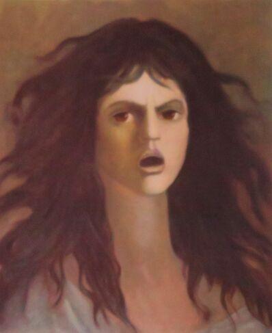 Leonor Fini, 'Carmilla #8', 1983