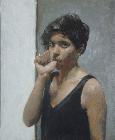 Rafel Bestard, 'Thumb in mouth', 2016