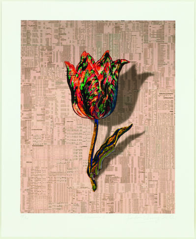 Gordon Cheung, 'Tulipmania 6', 2012