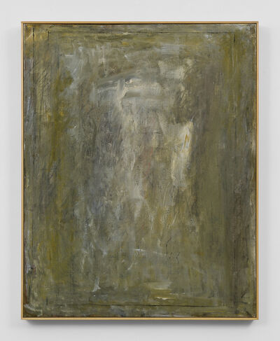 Jake Berthot, 'The Kristin Paintings: Model and Mirror', 1994