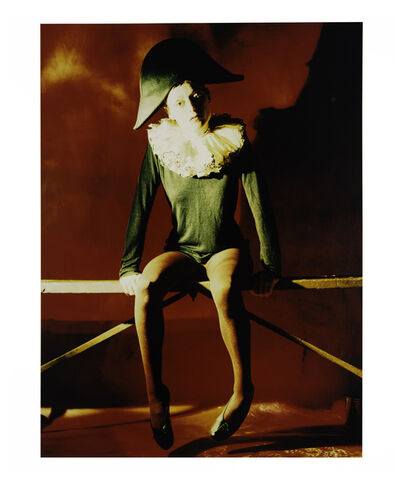 Georgie Hopton, 'Harlequin (Self-portrait)', 1999